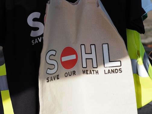 SOHL Tote
