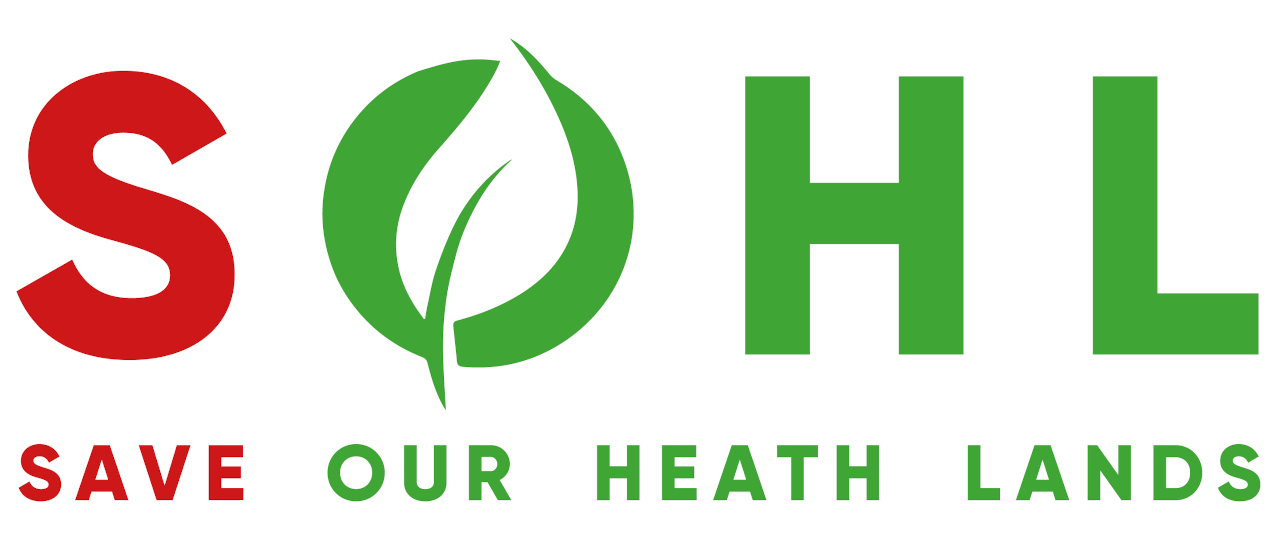 Save Our Heathland Logo